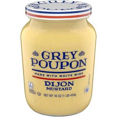 Grey Poupon Dijon Mustard - 16oz