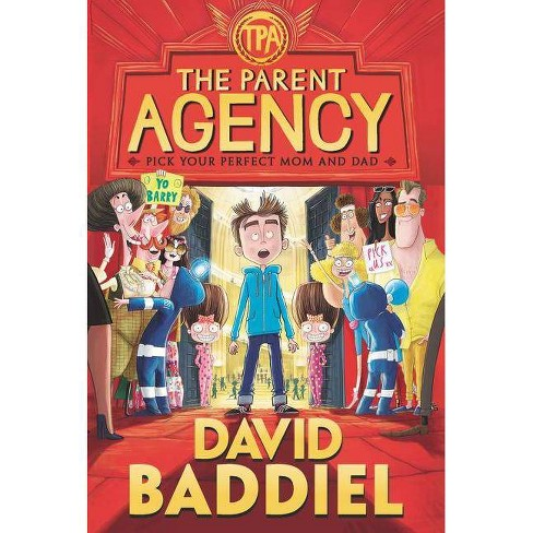 The Parent Agency - by  David Baddiel (Paperback) - image 1 of 1