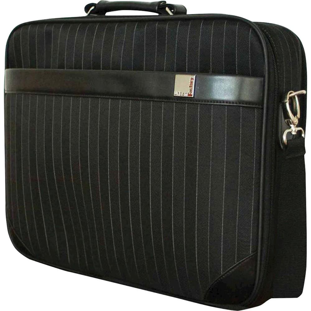 Urban Factory Prestige Case for Laptops - Black/White (VQ9972)