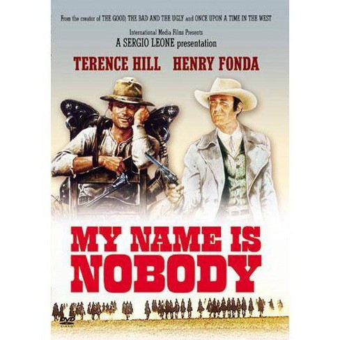 My Name Is Nobody (DVD) - image 1 of 1