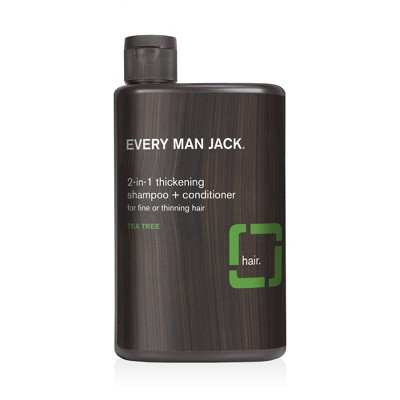 Every Man Jack 2-in-1 Thickening Shampoo and Conditioner