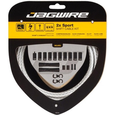 Jagwire 2x Sport Shift Cable Kit