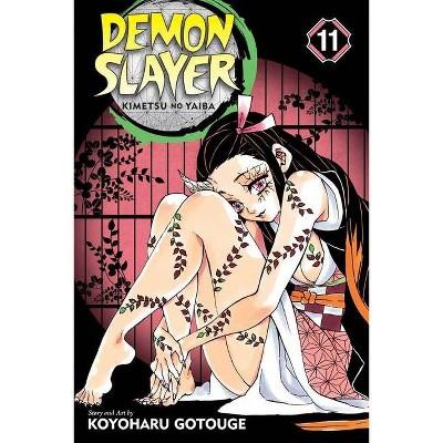 Demon Slayer: Kimetsu No Yaiba, Vol. 11, Volume 11 - by  Koyoharu Gotouge (Paperback)
