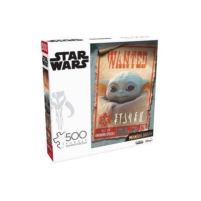 """Buffalo Games Entertainment: Star Wars - """"Such a Large Bounty for Such a Small Package"""" Jigsaw Puzzle - 500pc"""