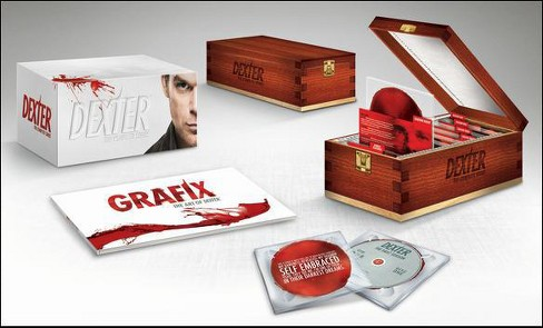 Dexter:Complete series collection (Blu-ray) - image 1 of 1