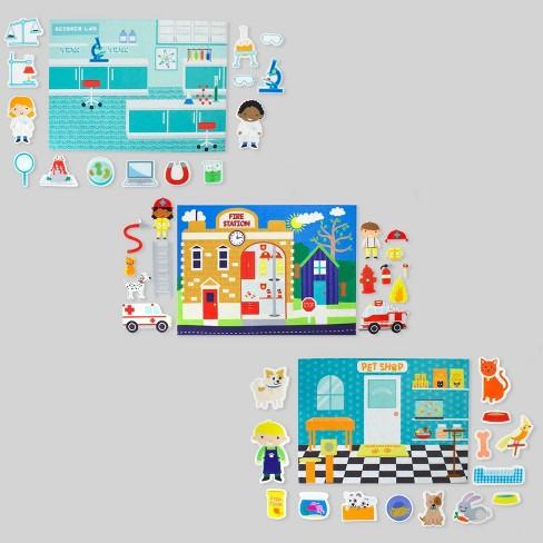 39pc Felt Play Board - Bullseye's Playground™ - image 1 of 4