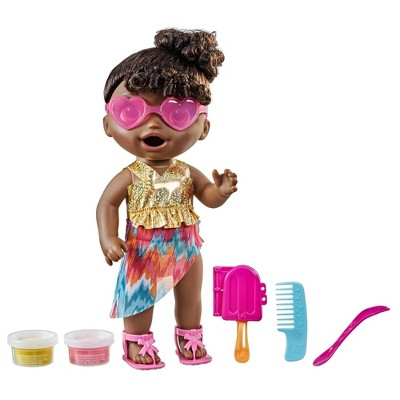 Baby Alive Sunshine Snacks - Black Hair