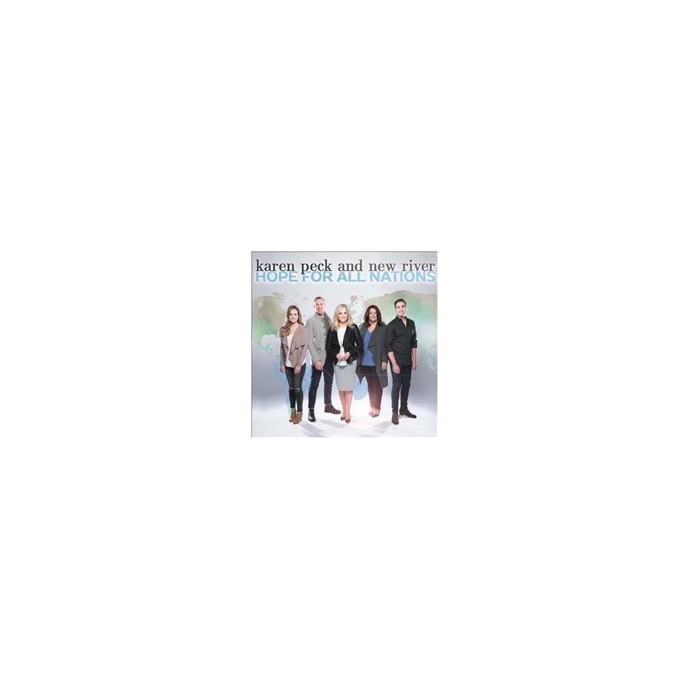 Karen Peck - Hope For The Nations (CD)