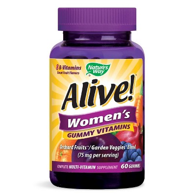 Alive! Women's Gummy Vitamin