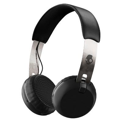 Skullcandy® Grind Wireless On-Ear Headphones with Microphone