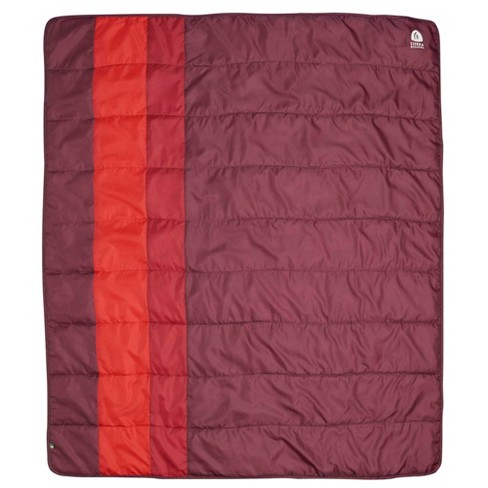 Sierra Designs Camp Quilt - Red - image 1 of 4