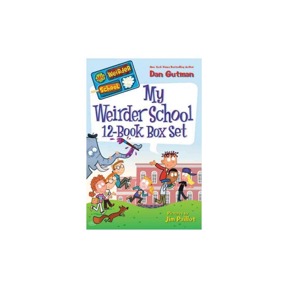 My Weirder School (Paperback) (Dan Gutman)