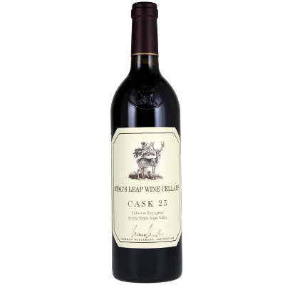Stag's Leap Wine Cellars Cask 23 Cabernet Sauvignon Red Wine - 750ml Bottle