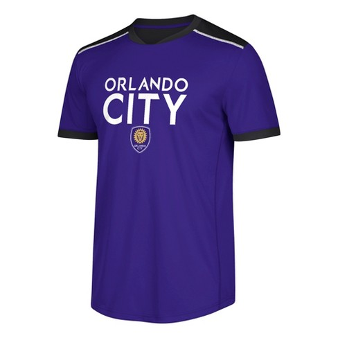 19a5744f4bb Men s Base Soccer Jersey Orlando City SC. Shop all MLS