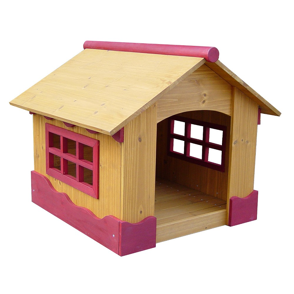Merry Products Ice Cream Dog House, Natural