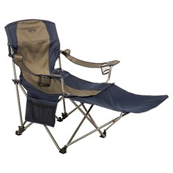353ffd30725 Travel Chair With Carrying Case With Footrest - Gray/Black : Target