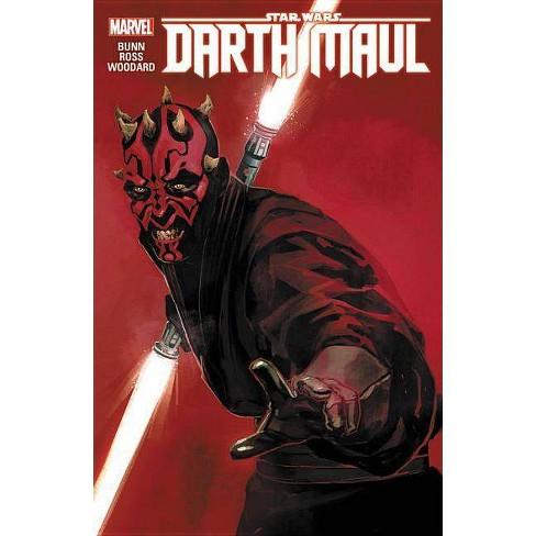 Star Wars: Darth Maul - (Paperback) - image 1 of 1
