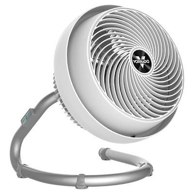Vornado 723DC Energy Smart Whole Room Air Circulator Fan White