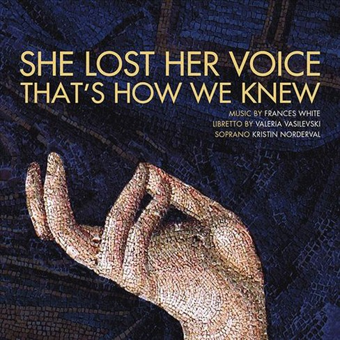 Kristin norderval - White:She lost her voice that's how w (CD) - image 1 of 1