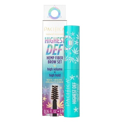 Pacifica Highest Def Hemp Fiber Brow Set - 0.16 fl oz