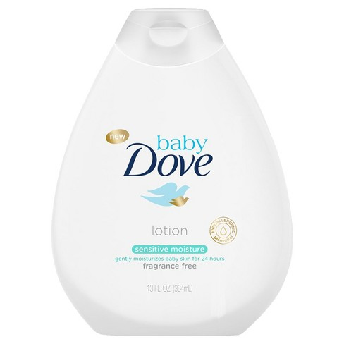 Baby Dove Sensitive Moisture Lotion - 13oz - image 1 of 2