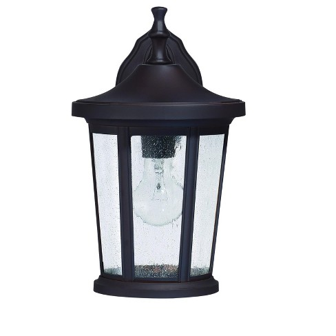 "Park Harbor PHFEL1021 Rapidan Single Light 13"" Tall Outdoor Wall Sconce - image 1 of 1"