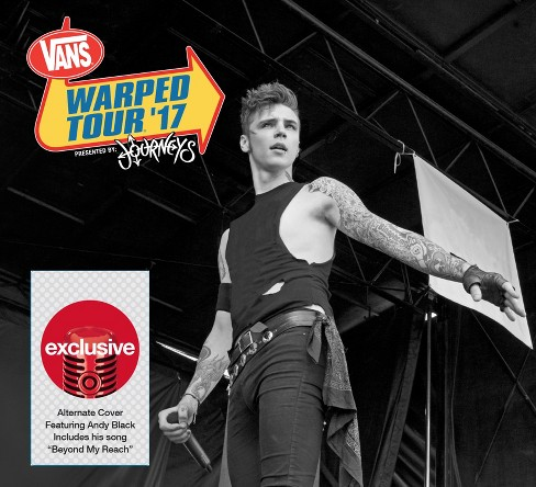Various Artists - Warped Tour 2017 (Target Exclusive) - image 1 of 1