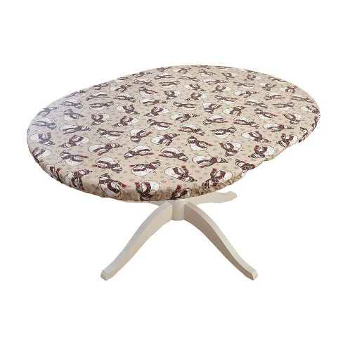 Lakeside Fitted Table Cover, Round Fitted Table Covers