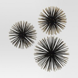 Sea Urchin Wall Dcor Gold - Project 62™