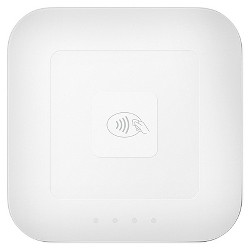 Square Contactless & Chip Reader for iPhone, iPad and Android - White