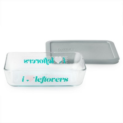 Pyrex 3 cup Food Storage ContainerGray