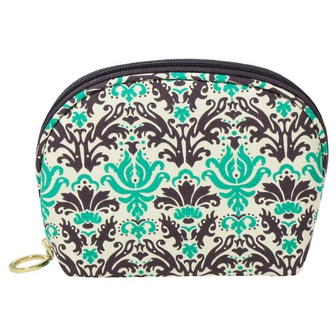 Contents Garden Party Round Top Cosmetic Bag - image 1 of 2