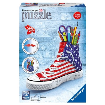 Ravensburger Sneaker American Style 3D Puzzle 108pc