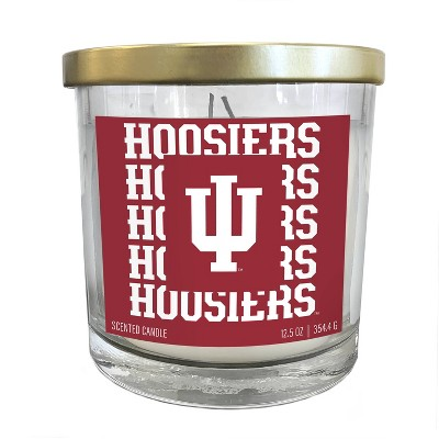 NCAA Indiana Hoosiers Echo Team Candle