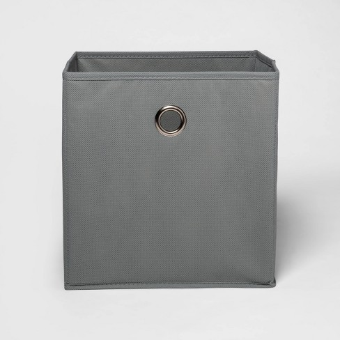 "11"" Fabric Cube Storage Bin - Room Essentials™ - image 1 of 4"