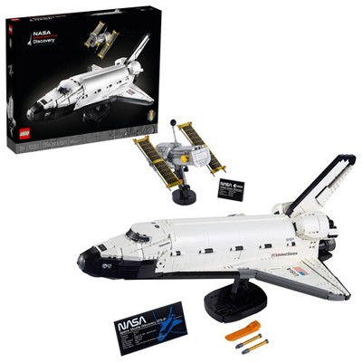 LEGO NASA Space Shuttle Discovery 10283 Building Kit