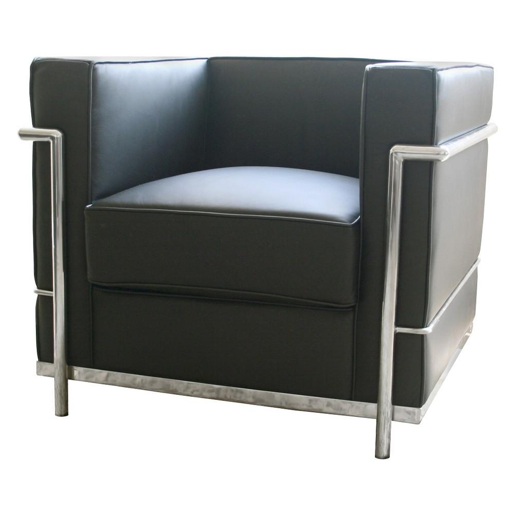 Petite Chair Black - Baxton Studio