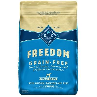 Dog Food: Blue Buffalo Freedom Adult