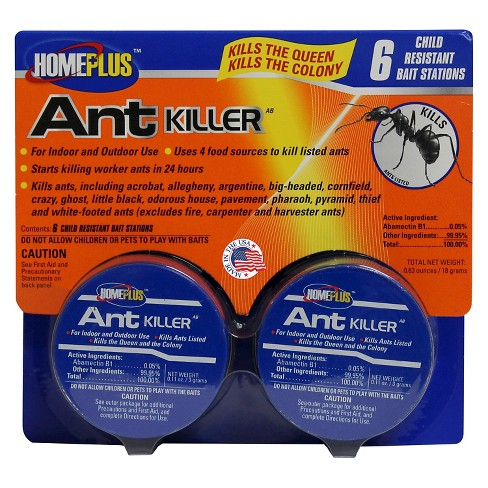 PIC HomePlus Metal Ant Bait 6-Pack - image 1 of 1