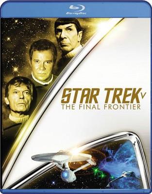 Star Trek V: The Final Frontier (Blu-ray)