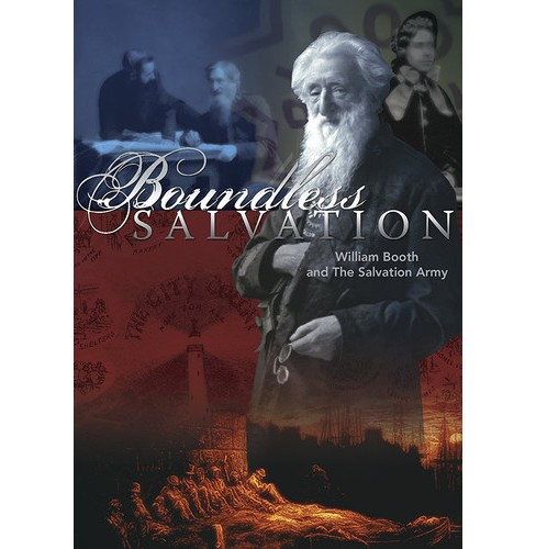 Boundless Salvation:William Booth And (DVD) - image 1 of 1