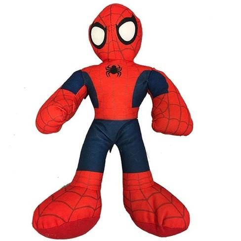 "Spiderman Marvel Heroes 9"" Bean Basher Plush - image 1 of 1"