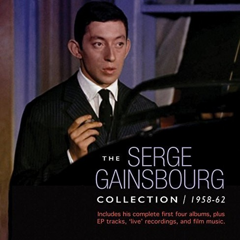 Serge Gainsbourg - Collection 1958-1962 (CD) - image 1 of 1
