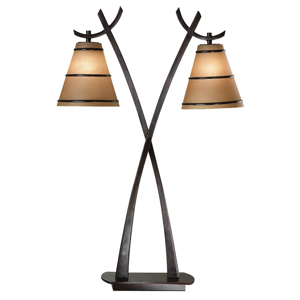 Kenroy Home Table Lamp (Lamp Only) - Bronze