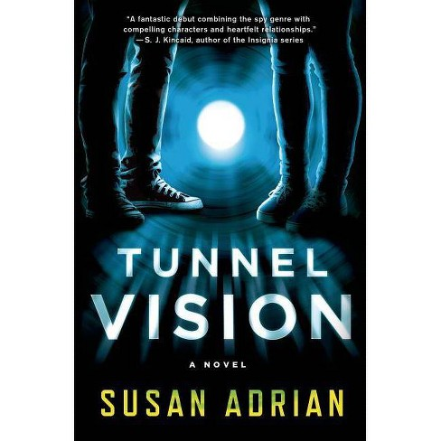 Tunnel Vision - by  Susan Adrian (Hardcover) - image 1 of 1