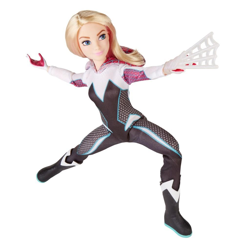 Marvel Rising Secret Warriors Ghost-Spider Hero Outfit Adventure Figure