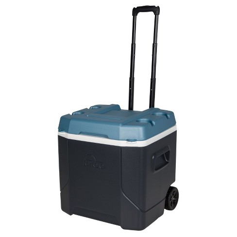 Igloo MaxCold Profile 54qt Roller Cooler - Gray - image 1 of 2