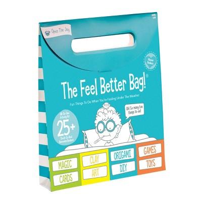 Open The Joy Feel Better Activity Bag