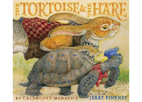 Tortoise & the Hare (School And Library) (Jerry Pinkney) - image 1 of 1