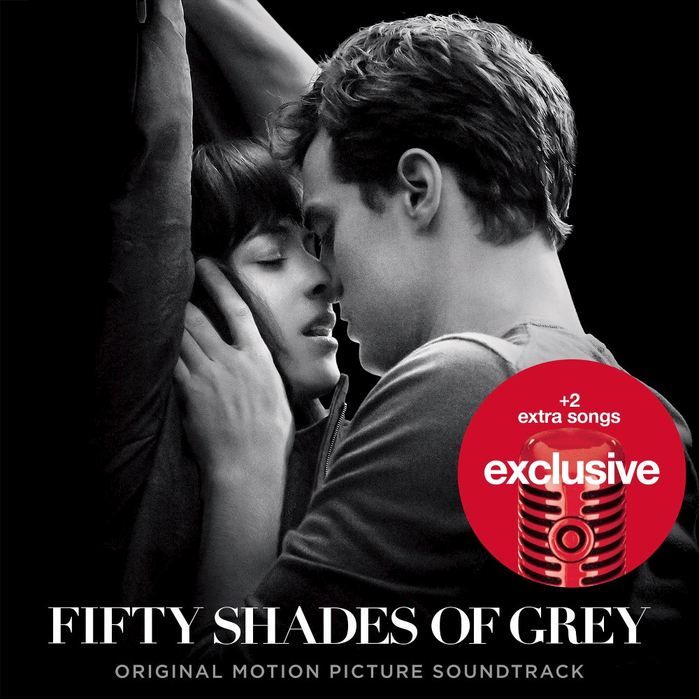 Fifty Shades of Grey (Deluxe Edition) - Target Exclusive